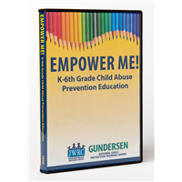 EMPOWER ME! Education DVD (#1020)
